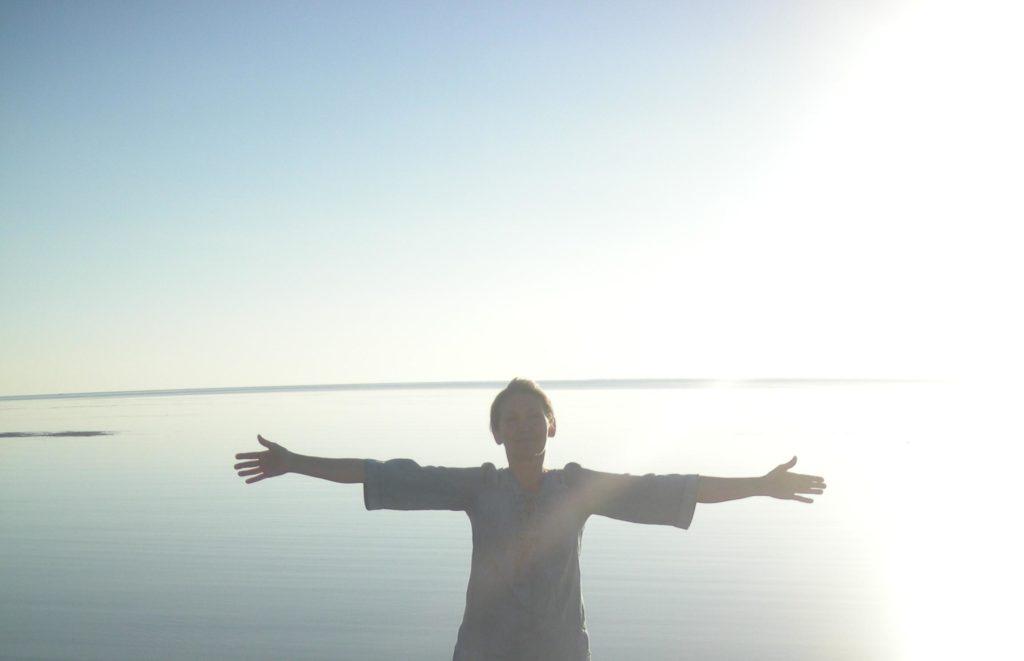 Foto: Maarireet taevast ja maad appi kutsumas